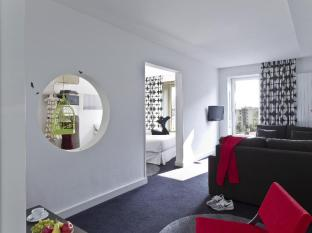 Hotel Gat Point Charlie Berlin - Kamar Suite