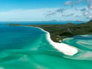 Hamilton Island Reef View Hotel Whitsundays - Whitehaven Beach by Helicopter