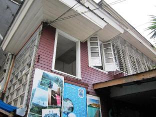 Cebu Guest House Cebu City - Hotellet från utsidan