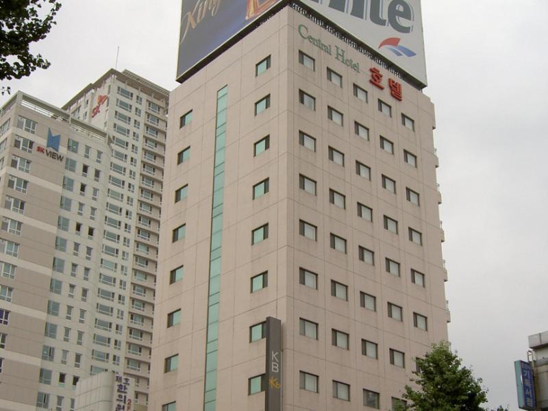 South Korea-센트럴 호텔 (Central Hotel)