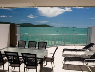 At Marina Shores Hotel Whitsundays - Balkon/terasa