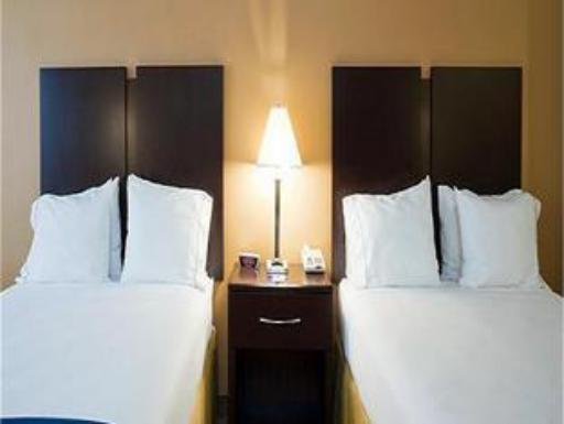 Comfort Inn & Suites hotel accepts paypal in Mexia (TX)