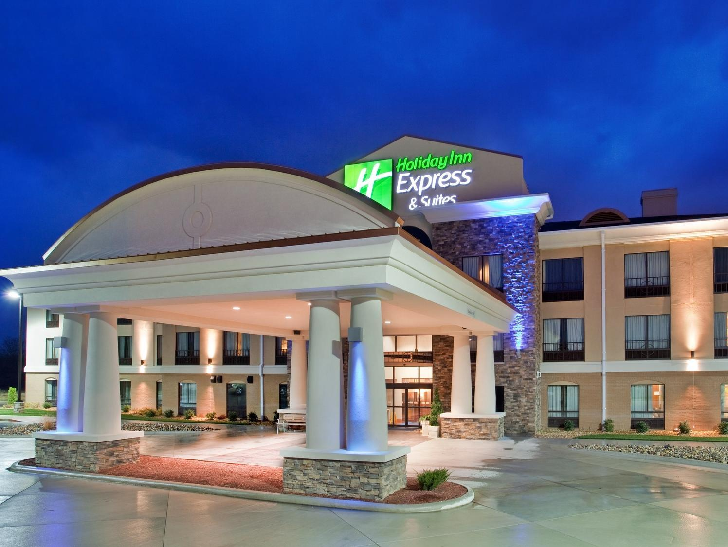 Holiday Inn Express Hotel And Suites Saint Robert St. Robert (MO) United States
