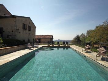 Premignaga Natural Home Gardone Riviera Italy