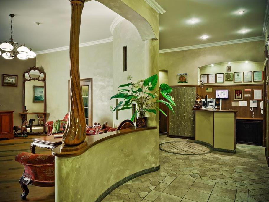 Shelfort Hotel Saint Petersburg Russia