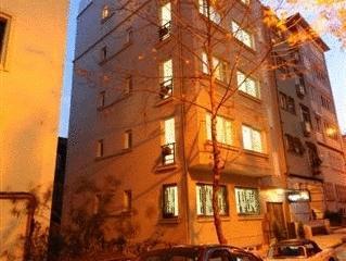 Cheya residence gumussuyu beyoglu istanbul turkey for Cheya residence