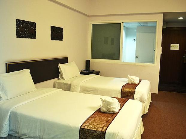 โรงแรมสยาม เพลส แอร์พอร์ท สุววรณภูมิ