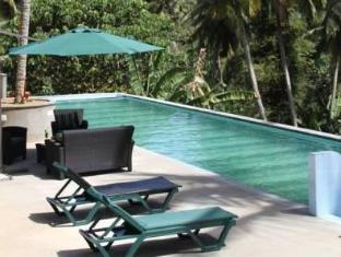 Country Garden Resort Kandy - Pool on the rock