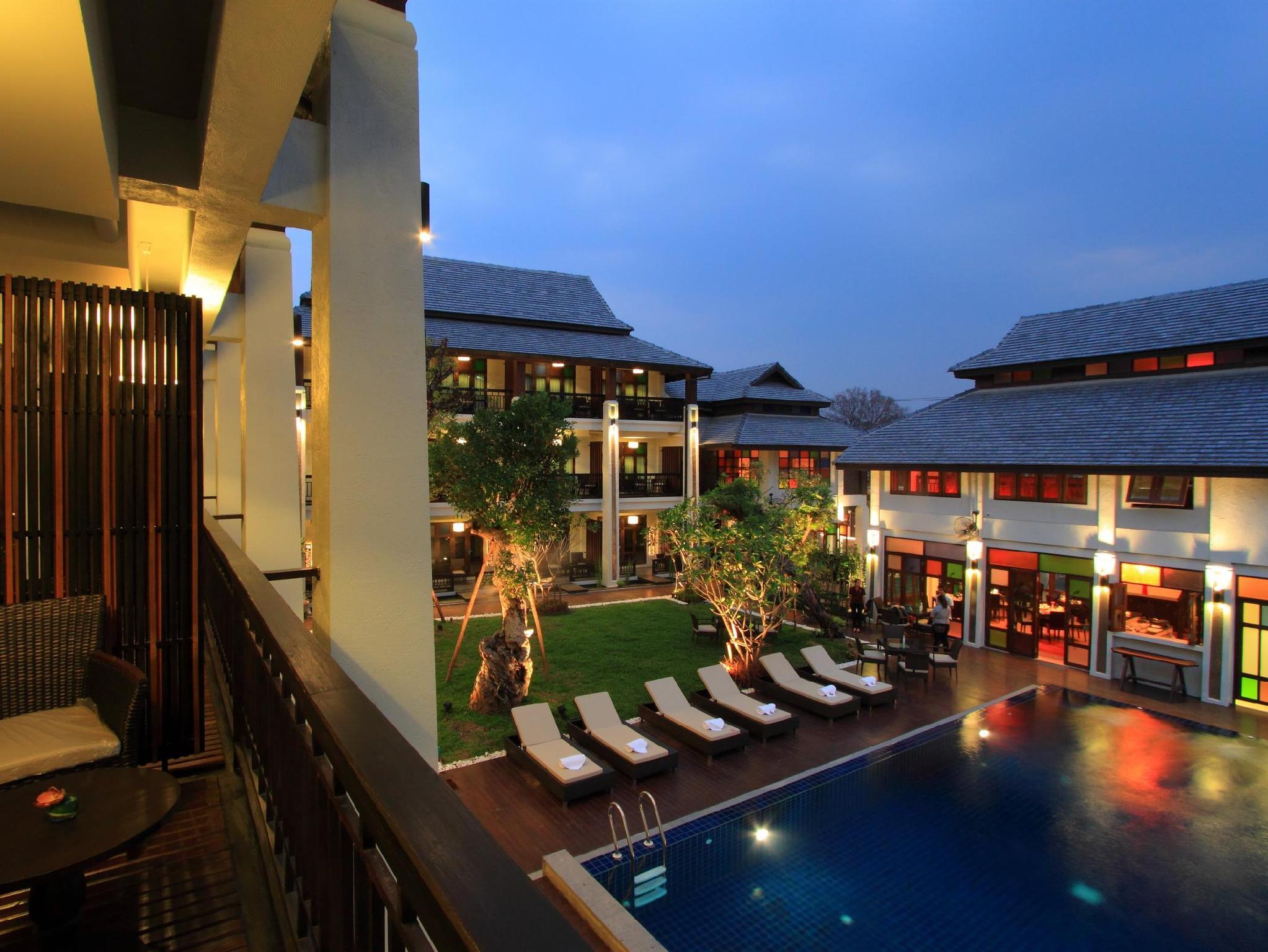 โรงแรม เดอ ลานนา