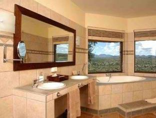 Gocheganas Hotel Vindhukas - Vonios kambarys
