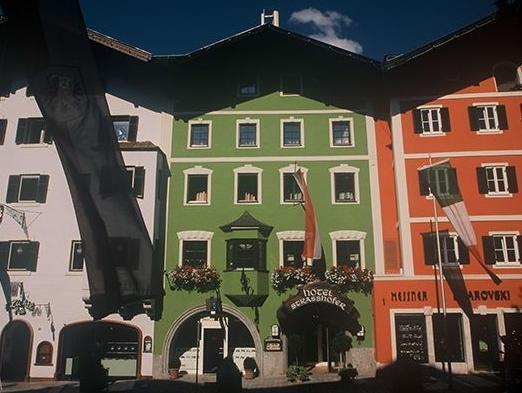 Chalet Strasshofer Kitzbuhel Austria