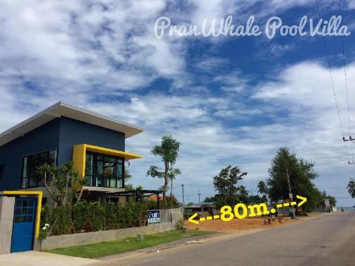 Pranwhale Pool Villa