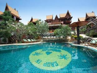 Drop In Club - Sunset Villa Resort Koh Phangan - Swimming Pool