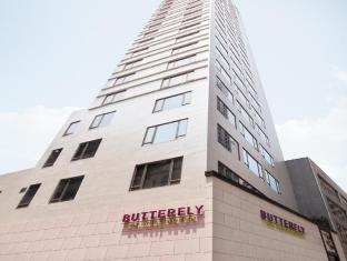 Butterfly on Wellington Boutique Hotel Hongkong - Hotellet udefra