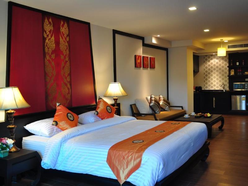 ロイヤル タイ パヴィリオン ホテル