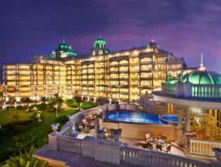 Kempinski Hotel & Residences Palm Jumeirah Dubai - Hotel Aussenansicht