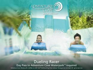 Resorts World Sentosa - Hotel Michael Singapore - Adventure Cove Waterpark