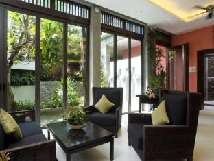 Sea Pearl Villas Resort Phuket - avla