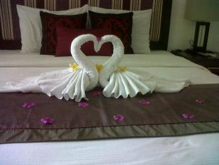 Puri Maharani Boutique Hotel Bali - Honeymoon Decoration