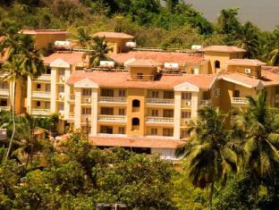 Sandalwood Hotel & Retreat Nord Goa - Utsiden av hotellet