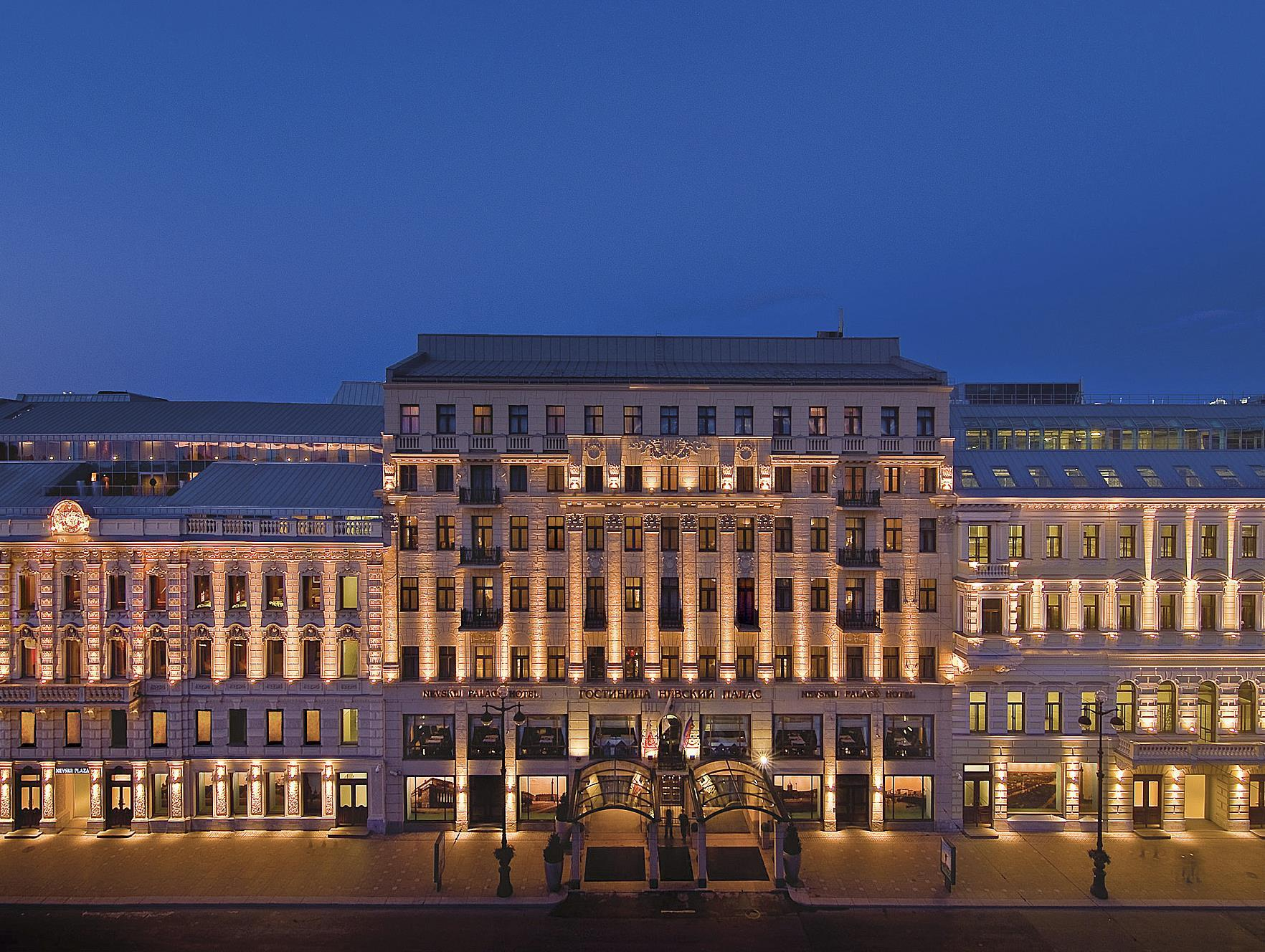 Corinthia Hotel Saint Petersburg Saint Petersburg