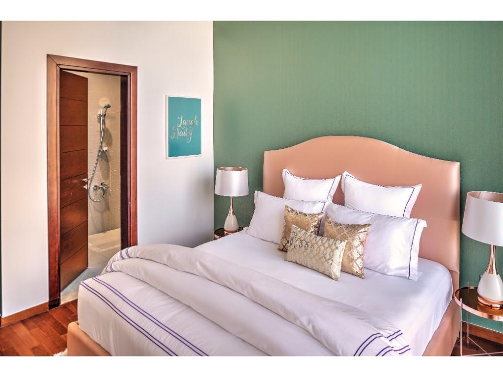 Dream Inn – Tiara Palm Residence 3BR Apartment – Dubai 2