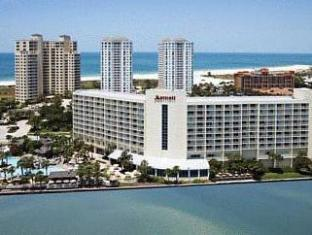 Marriott Suites Clearwater Beach on Sand Key Hotel