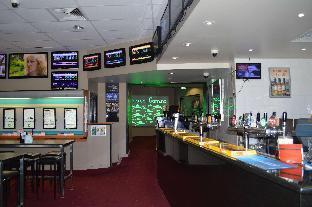 Hotell Best Western Blackbutt Inn  i Newcastle, Australien