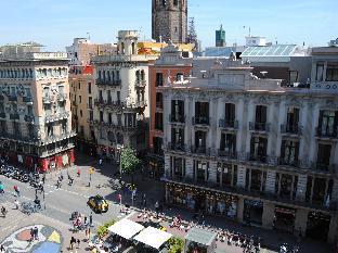 Internacional Ramblas Cool Atiram Hotel PayPal Hotel Barcelona