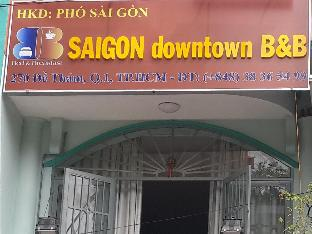 SAIGON downtown B&B