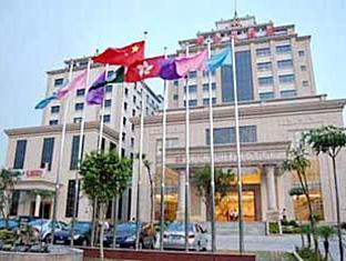 GreenTree Inn GuangDong DongGuan HouJie Business Hotel Dongguan - Hotel Aussenansicht