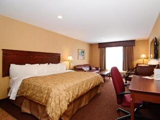 Best Western Plus Fredericton Hotel and Suites