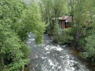 Chateau Roaring Fork and Chateau Eau Claire by Frias Aspen (CO) - Surroundings