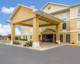 Get Promos Comfort Inn Poplar Bluff North