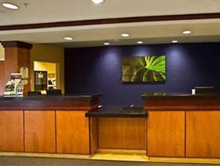 Fairfield Inn and Suites By Marriott Augusta Augusta (ME) - Interior