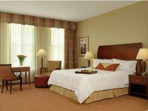 ➦  Hilton Worldwide    (Virginia) customer rating