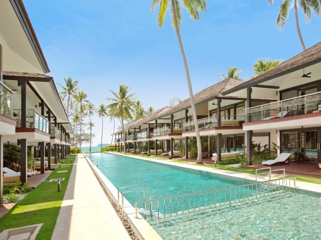 Nikki Beach Resort Samui Map