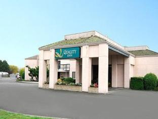 Quality Inn Hotel in ➦ Arcata (CA) ➦ accepts PayPal