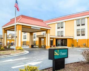 Quality Inn Jacksonville near Camp Lejeune