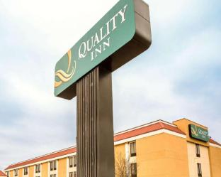 Quality Inn Jacksonville near Camp