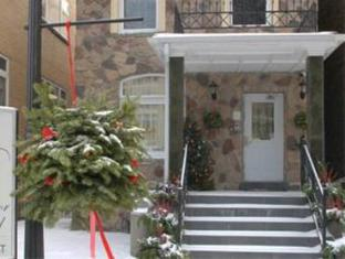 Wellesley Manor Boutique Hotel Toronto (ON) - Entrance