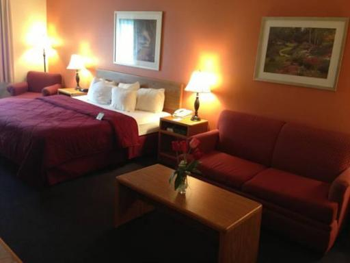 Comfort Inn Downtown Near Lake Coeur D'Alene hotel accepts paypal in Coeur D-Alene (ID)