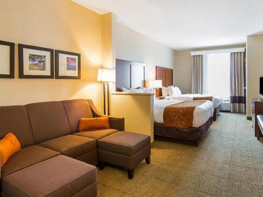 Comfort Suites Twinsburg Hotel Accepts Paypal In Oh