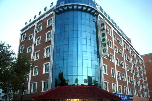 GreenTree Inn Changji Jimsar Beiting Road Express Hotel