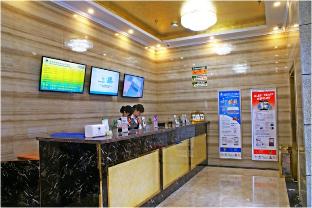 GreenTree Inn Huainan FengTai ZhongShan (N) Road Express Hotel