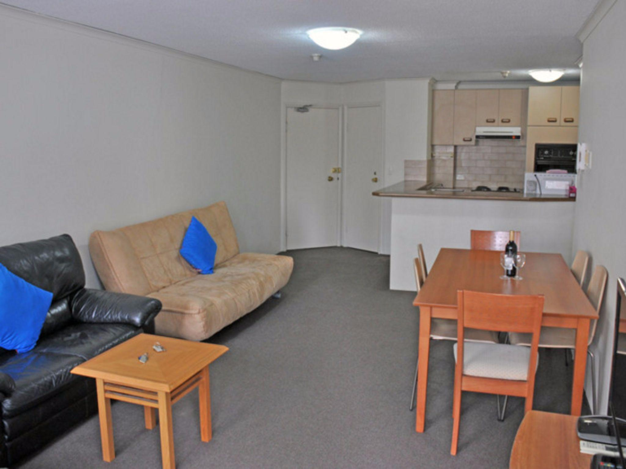 Kent St 2 Bedroom With Balcony Apartment Sydney