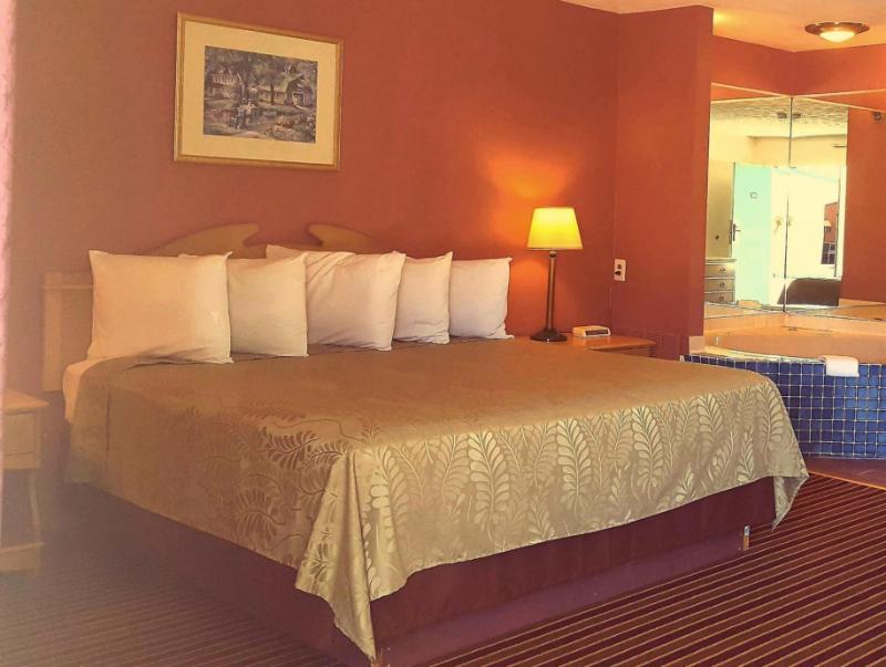 Americas Best Value Inn Heflin - Heflin, AL 36264