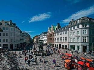 Richmond Hotel Copenhagen - Shopping street close to Richmond