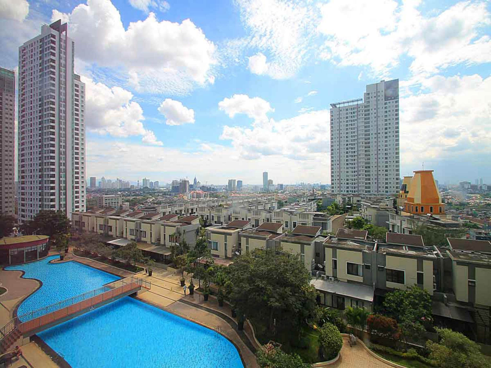Hotel  Thamrin City Cosmo Mansion 28 DE by Mediapura - Jl Kebon Kacang Raya - Jakarta