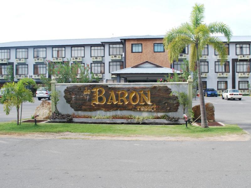 De Baron Resort Langkawi 浮罗交怡男爵度假村酒店